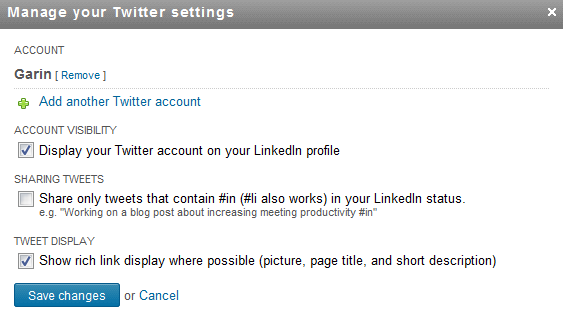manage-twitter-linkedin-settings