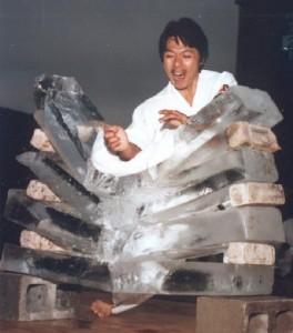 Karate-Ice-Breaker
