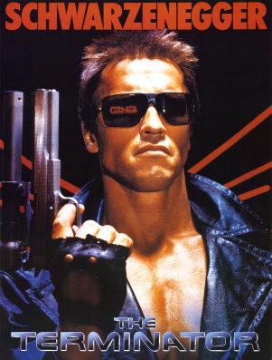 arnold-schwarzenegger-Terminator-1984-movie-poster