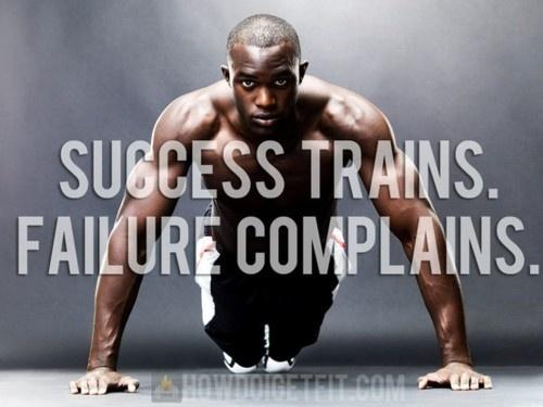 success-trains-failure-complains