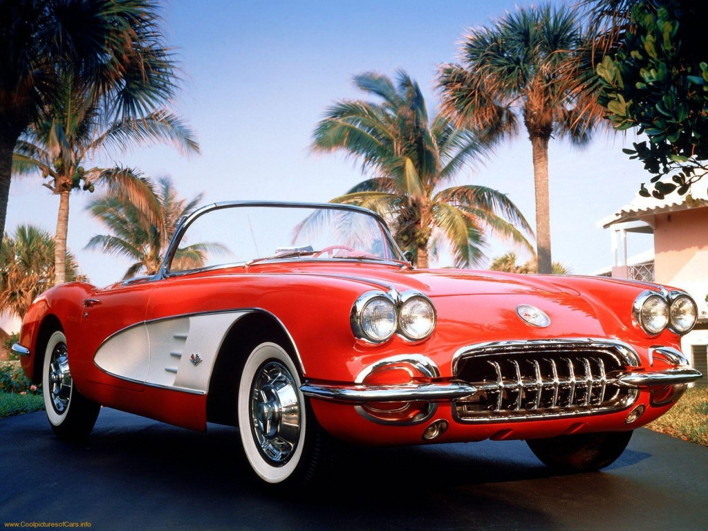 Classic-Corvette
