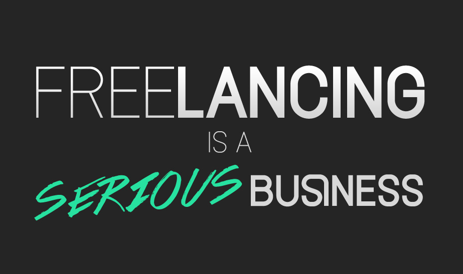 freelancing-is-a-serious-business
